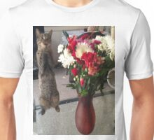 You bought me flowers! Unisex T-Shirt