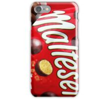 Maltesers iPhone Case/Skin