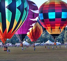 Balloons by Dyle Warren