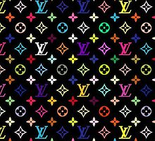 LV Colour Iphone by lingus