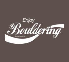 Enjoy Bouldering Kids Clothes