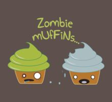 Zombie Muffins Kids Clothes