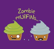 Zombie Muffins by HappyBeeLab