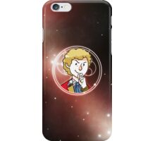 50 Anniversary 6th Doctor iPhone Case/Skin