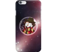 50th Anniversary 4th Doctor iPhone Case/Skin