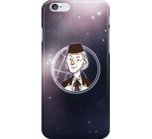 50th Anniversary 1st Doctor  iPhone Case/Skin