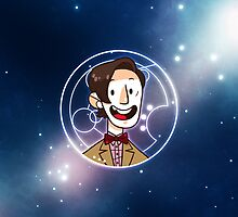 50th Anniversary 11th Doctor by nowaitwhat