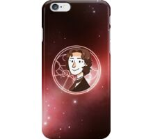 50th Anniversay 8th Doctor iPhone Case/Skin