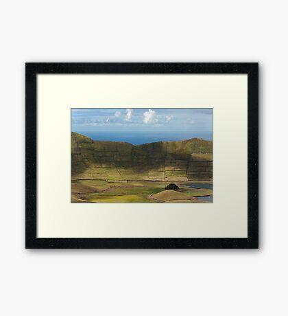 Azores #10 Framed Print