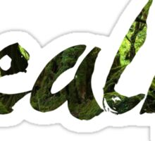 Realm Supply Co. - Woodland Sticker