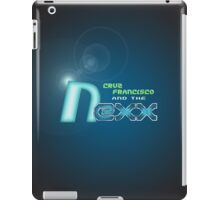 The Nexx Logo 1 iPad Case/Skin
