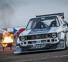 Forge Motorsport Mk1 Golf by Gareth Spiller