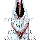 Mother Confessor by KatR17