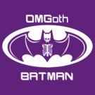 OMGoth Batman by TopherAdam