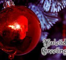 Yuletide Greetings by CardZone By Ian Jeffrey