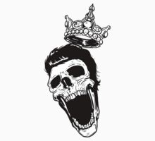 The king Skull by slimmo