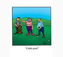 Funny Golf Cartoon! Unisex T-Shirt