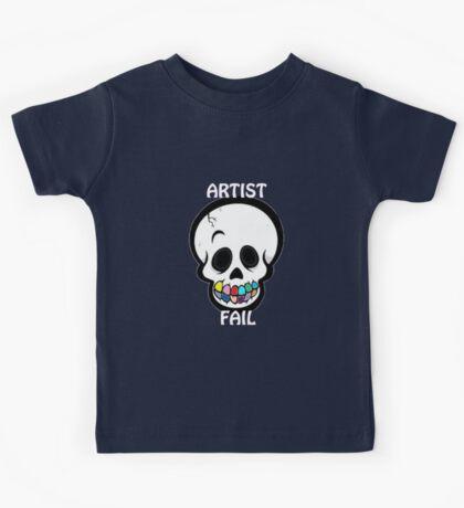 ArtistSkulls Kids Tee