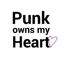 Punk Owns My Heart by lafavebrittney