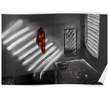 Noir Crimson   Poster