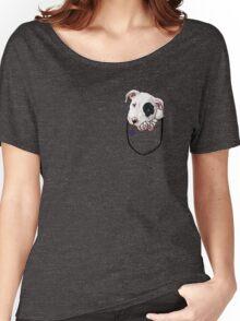 Pocket Puppiez - Pit Bull Women's Relaxed Fit T-Shirt
