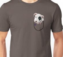 Pocket Puppiez - Pit Bull Unisex T-Shirt
