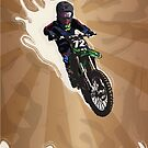 Motocross jump by mogencreative