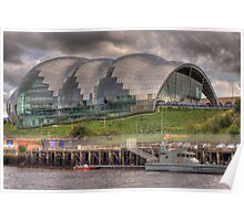 The Sage Gateshead Poster