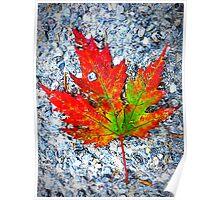 The Spirit of Autumn Poster