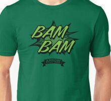 Arrow - Bam Bam - Arrow Stunt Team Unisex T-Shirt