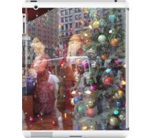 Christmas Time in NYC ~ 2008 iPad Case/Skin