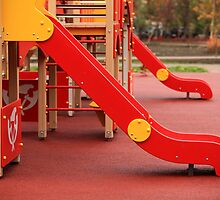 playground slide by mrivserg