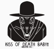 KISS OF DEATH BABY! by freddiestar
