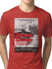 Climate Change Tri-blend T-Shirt