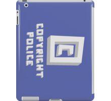 Copyright Police iPad Case/Skin
