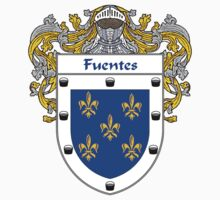 Fuentes Coat of Arms/Family Crest Kids Clothes