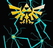 hyrule electric case by thehylian