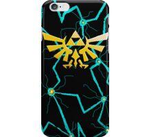 hyrule electric case iPhone Case/Skin