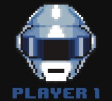 Player 1 by PixelWorld