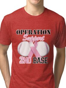 Operation Support 2nd Base Tri-blend T-Shirt