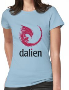 Dalien distro Womens Fitted T-Shirt