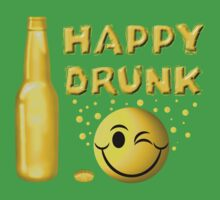 Happy Drunk! by HardShirts