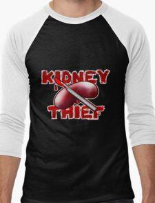 Kidney Thief Men's Baseball ¾ T-Shirt