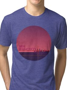 San Francisco Tri-blend T-Shirt