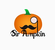 Sir Pumpkin  Unisex T-Shirt