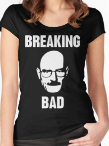 Walter White - Breaking Bad Women's Fitted Scoop T-Shirt