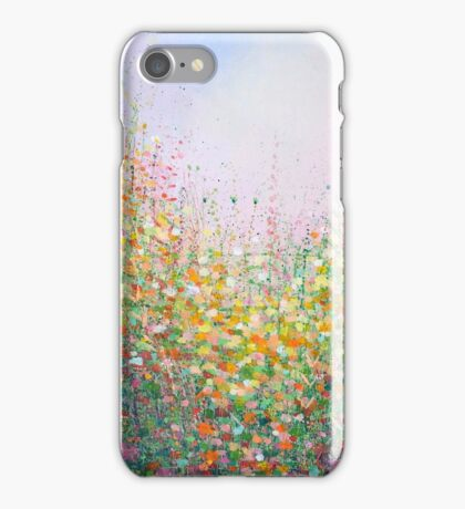 Spring Time Flowers iPhone Case/Skin
