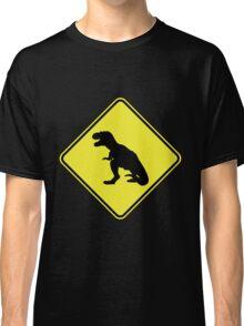 T-Rex Crossing Classic T-Shirt