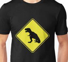 T-Rex Crossing Unisex T-Shirt