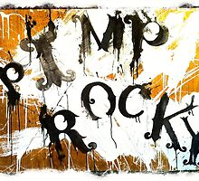 PIMP ROCKY logo - Paul Ryan & Niklas Henke by Paul Ryan